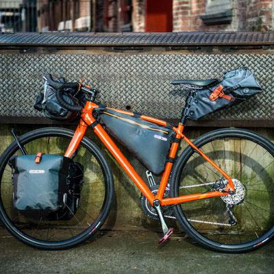 Ortlieb Bikepacking-Rahmentaschen 2019