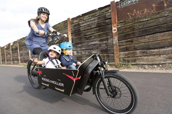 Lasten e-Bikes in Köln