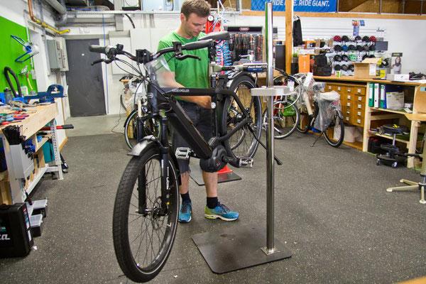 e-Bike Werkstatt und Service in Ahrensburg