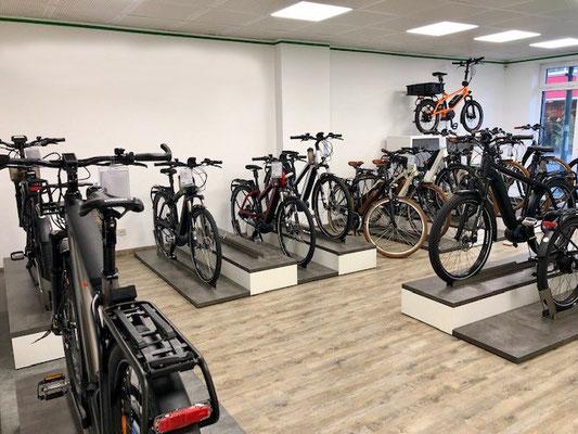 Pedelecs kaufen in der e-motion e-Bike Welt Tönisvorst