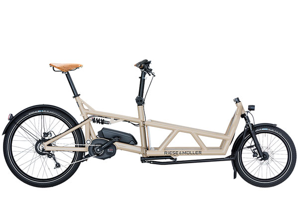 Lasten und Cargo e-Bikes in der e-motion e-Bike Welt in Worms