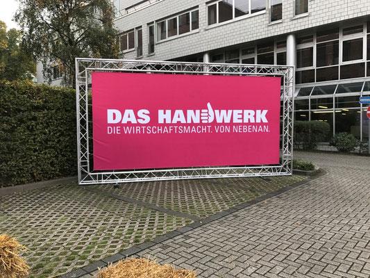 Trend Lasten e-Bikes bei der Handwerkskammer Düsseldorf