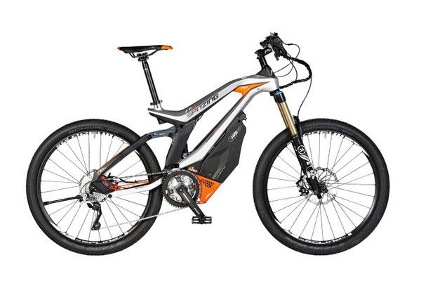 e-Bikes von M1