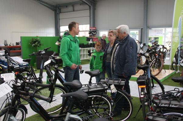 Neue e-motion e-Bike Welt in Bad Zwischenahn