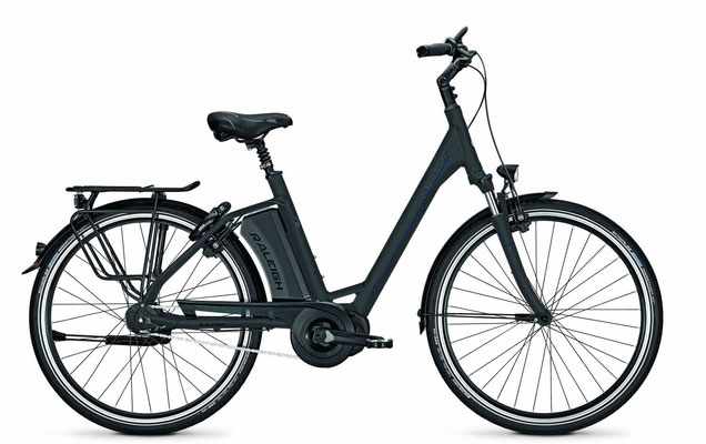 Raleigh e-Bike Neuheit Urban Austin 2017