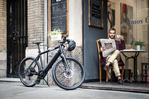 Stromer e-Bikes, Pedelecs und Speed-Pedelecs. Kaufen, Beratung und Probefahrt bei Ihrem e-motion e-Bike Experten in Ihrer Nähe