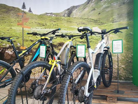 e-Bikes, Pedelecs und Speed-Pedelecs in der emotion e-Bike Welt Aarau-Ost probefahren und kaufen