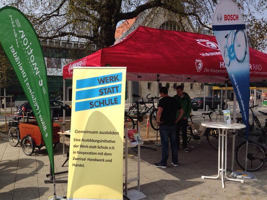 Auftaktveranstaltung Hannover Helm 2015