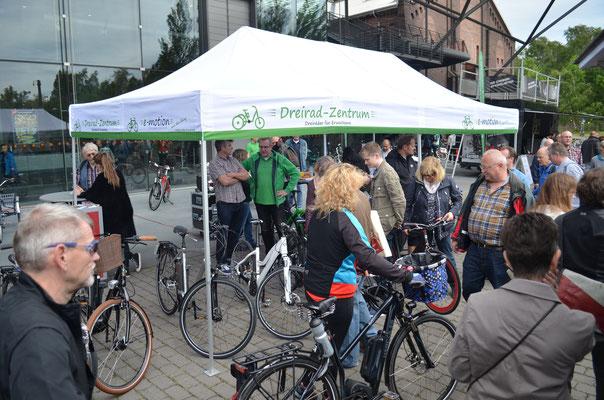 Fahrradsommer e-motion Bochum
