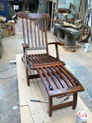 Sitzmöbel aus eigener Fertigung