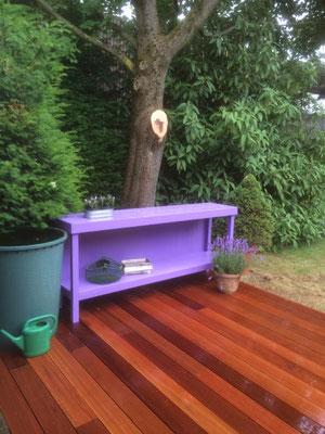 Terrassenmöbel aus eigener Fertigung