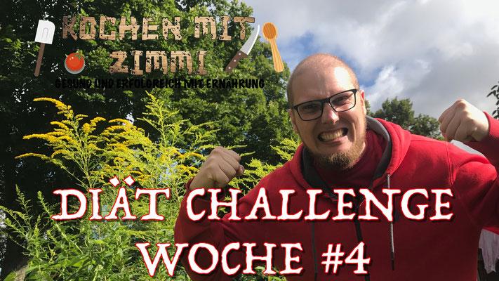 Diät Challenge Woche 4