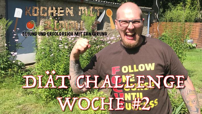 Diät Challenge Woche 2