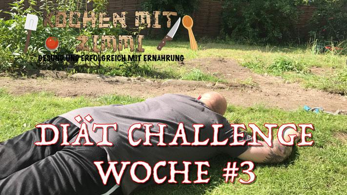 Diät Challenge woche 3