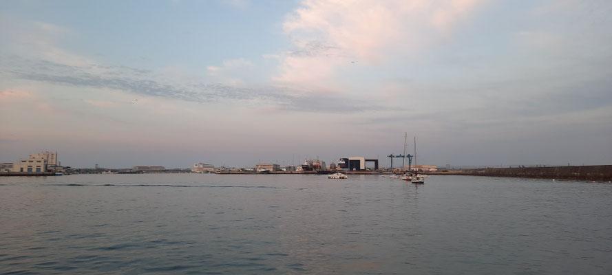 Hafen Peniche