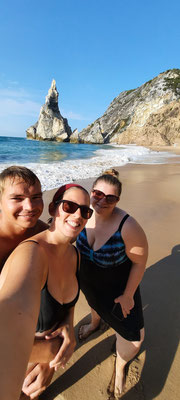 Traumstrand Cabo da Roca