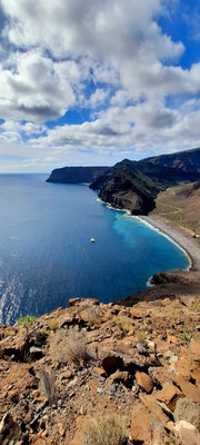 Einsame Buchten La gomera
