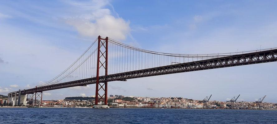 Brücke übern Tejo