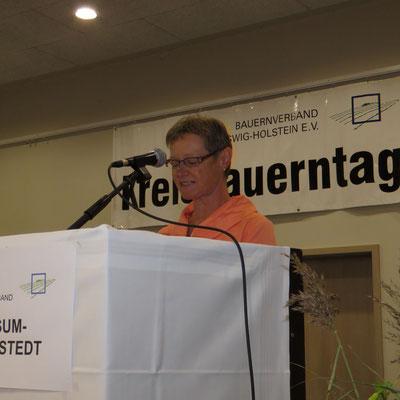 Wiebke Jensen, stellv. Vorsitzende des KLFV-NF