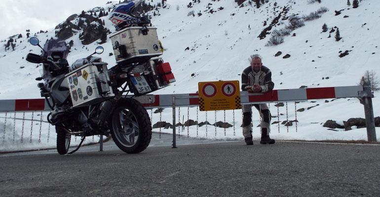 ...10km nach Davos war Ende!