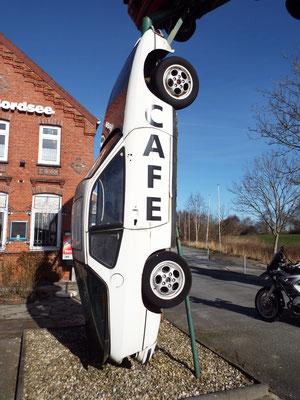...was man in Ostfriesland alles mit einem 924 Porsche anstellt!?...