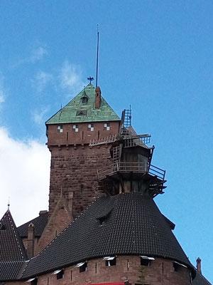 Haut Koenigsbourg - Sélestat