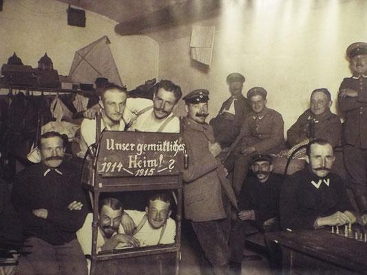 Fort de Mutzig - Feste Kaiser Wilhelm II