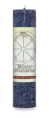 """Allgäuer Heilkräuterkerze """"Wintersonnenwende"""""""
