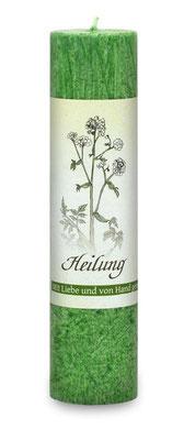 "Allgäuer Heilkräuterkerze ""Heilung"""