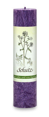 """Allgäuer Heilkräuterkerze """"Schutz"""""""