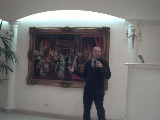 FRANCESCO VURCHIO SPEAKER