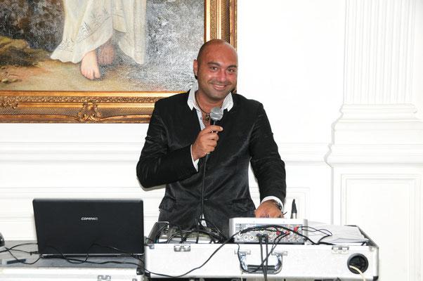 FRANCESCO VURCHIO DJ AL NEW LIONS