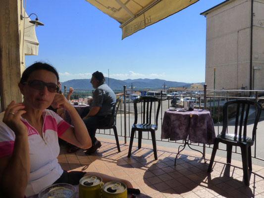 Nicht nur für Frauen: Schatten, Pausen, relaxen und genießen
