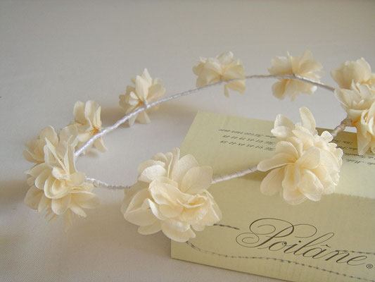 花嫁の冠 参考価格:¥8,000-(税抜)