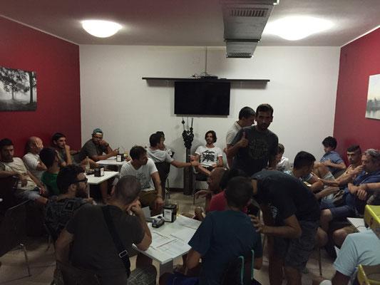 Decima, mercato di riparazione al Centro Storico Cafè stagione 2015/2016