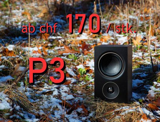 PSB P3 Regallautsprecher