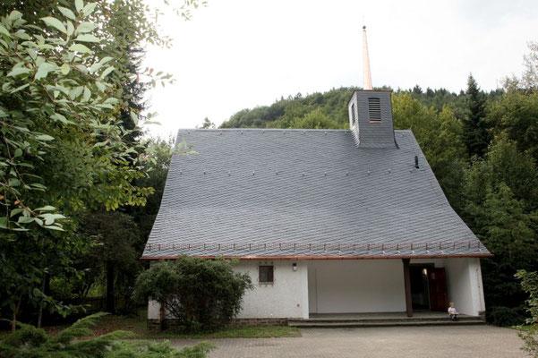 Auferstehungkapelle Ahrbrück