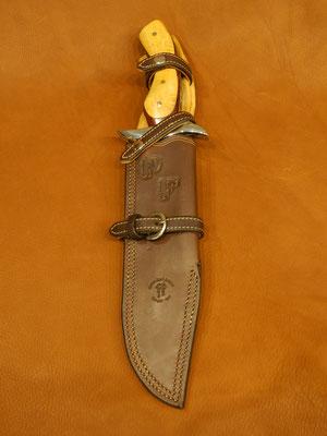 Gaine de couteau de camp de 48 cm