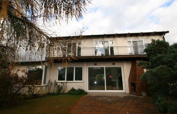 Scheßlitz Einfamilienhaus zu mieten in ruhiger Lage Außenansicht