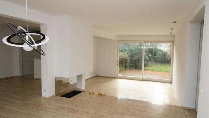 Scheßlitz Einfamilienhaus zu mieten in ruhiger Lage Wohnzimmer