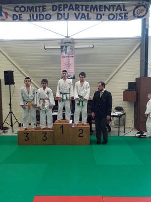 club judo franconville