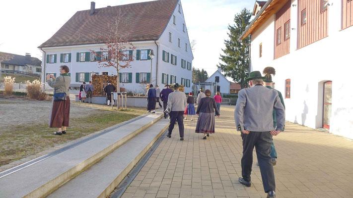 Das Trachtenkulturzentrum Holzhausen – Herzstück des Bayerischen Trachtenverbandes
