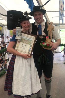 1. Platz: Pienzenau A (42 Punkte)