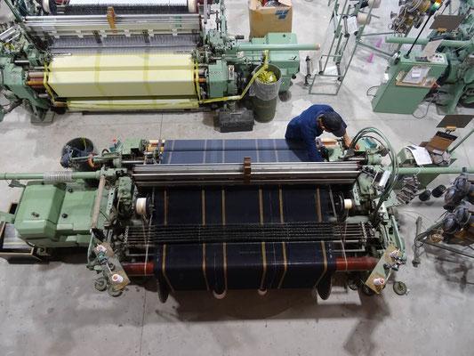 Webmaschinen Mungo Mill