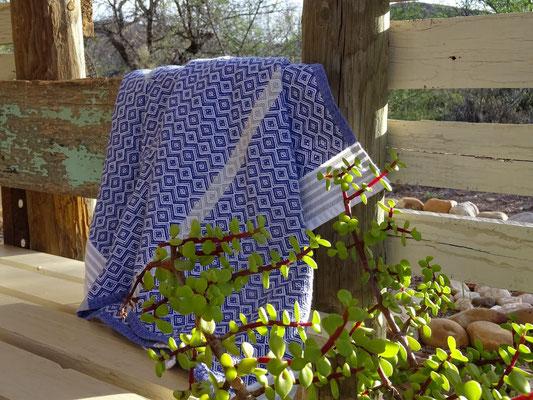 Mungo Itawuli Blue Moon Handtuch