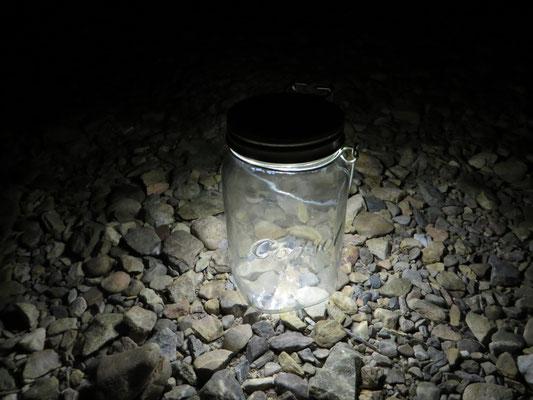 Solar Jar in Klein Karoo