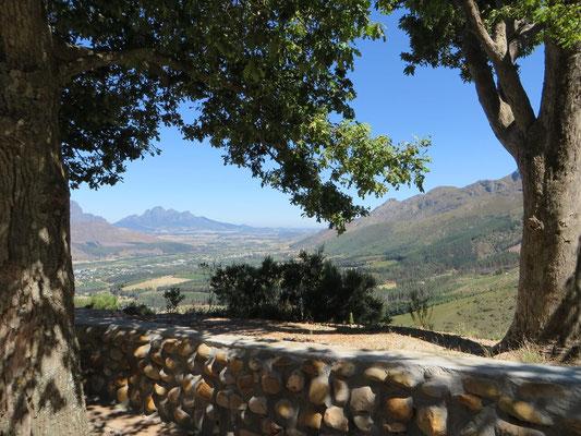 Franschhoek Südafrika 2014