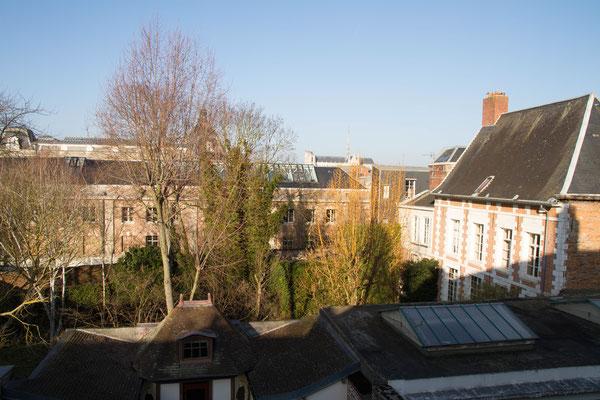 Appartement meublé avec vue sur la cathédrale