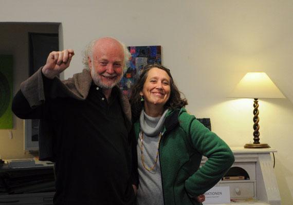 Susanne Hauenstein zusammen mit Esteban Kleist, Werkstatt für Holz und Design, Wessling