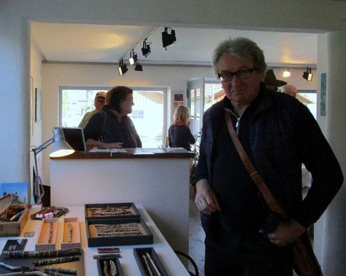 Susanne's Studien-Kollege Wolfgang Mühlig-Hofmann